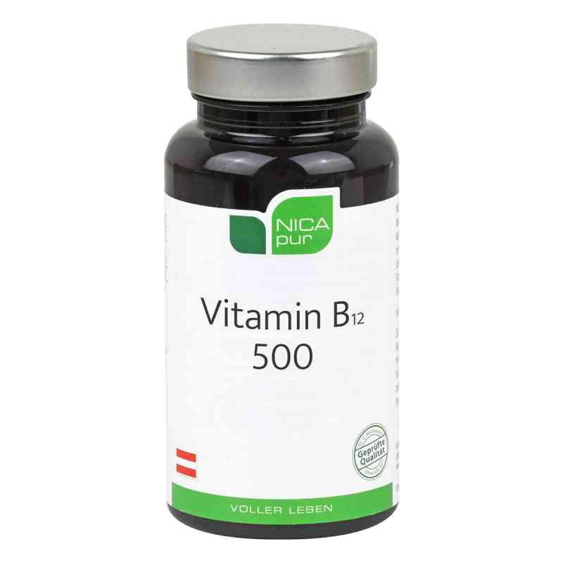 Nicapur Vitamin B12 500 Kapseln  bei apo.com bestellen