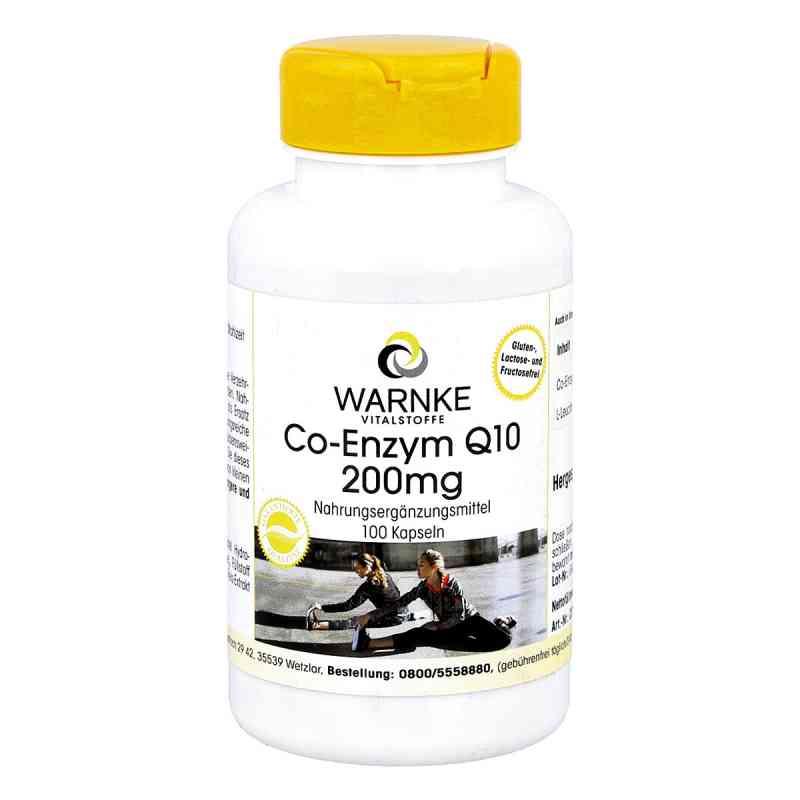 Co-enzym Q10 200 mg Kapseln  bei apo.com bestellen