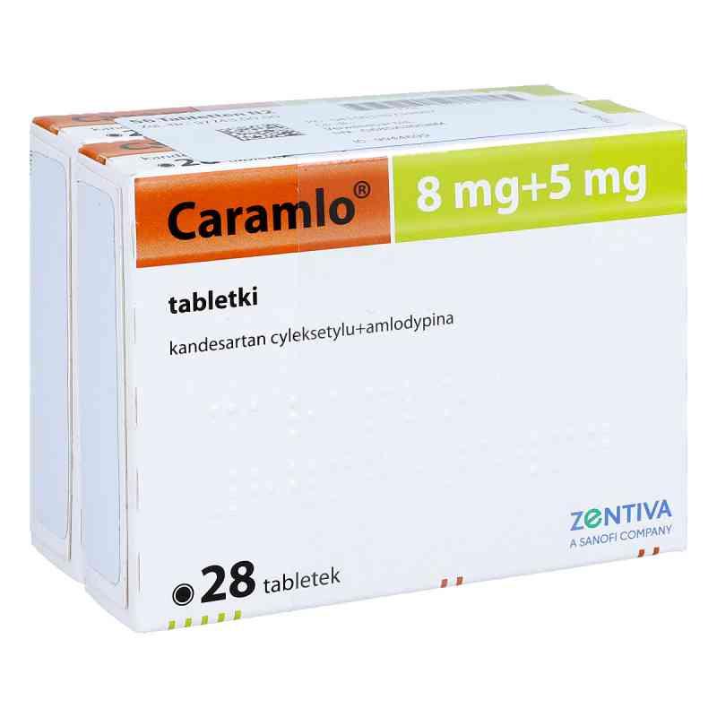 Caramlo 8 mg/5 mg Tabletten  bei apo.com bestellen