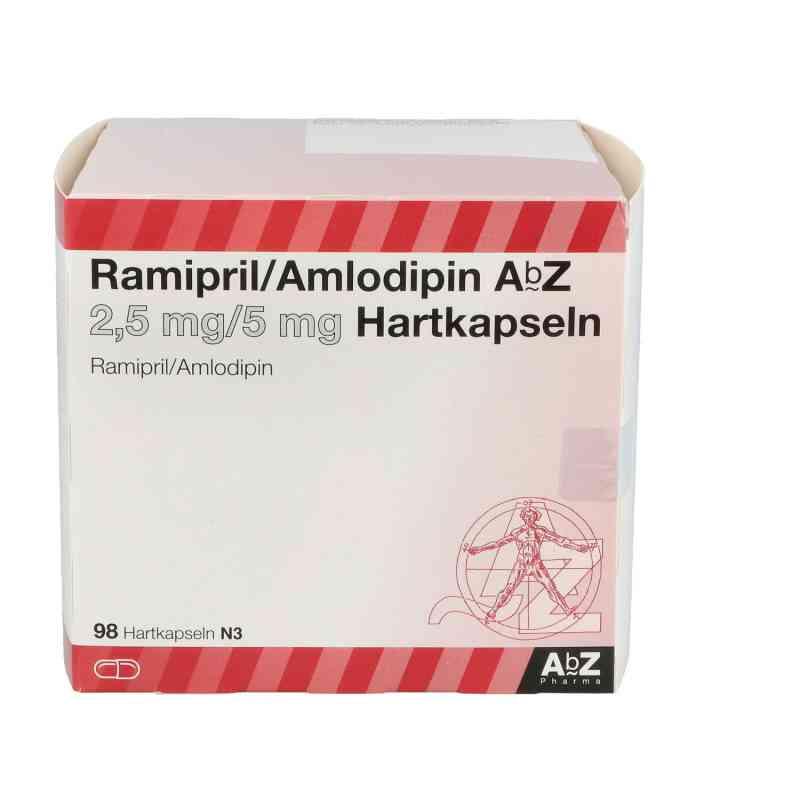 Ramipril/amlodipin Abz 2,5 mg/5 mg Hartkapseln  bei apo.com bestellen