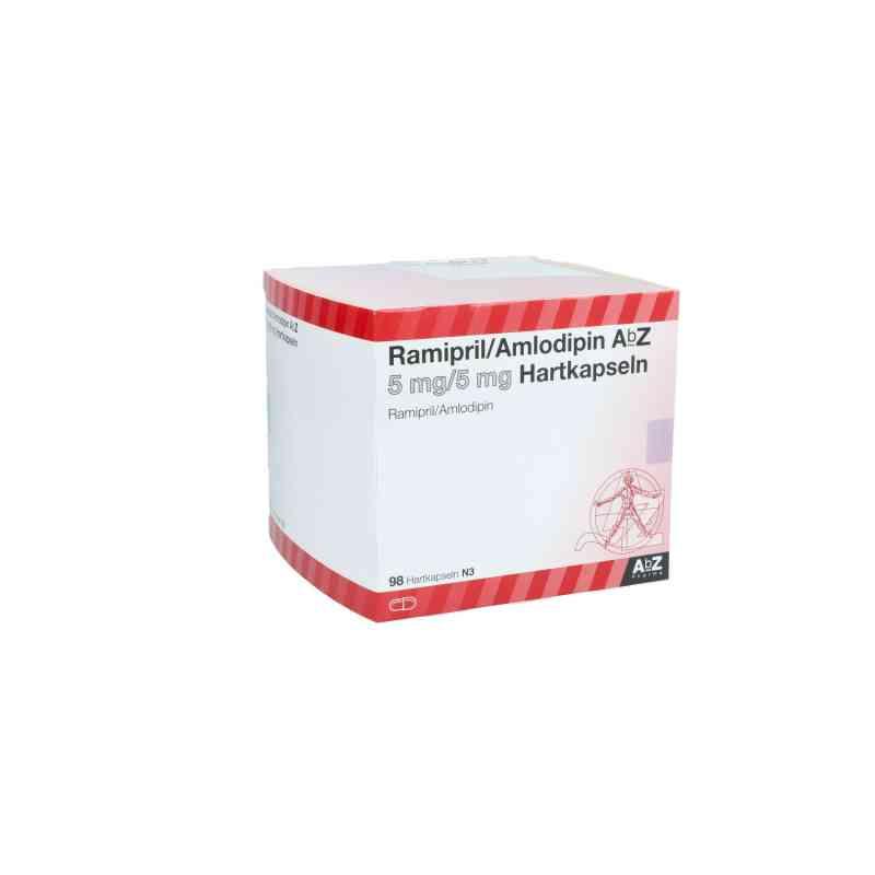 Ramipril/amlodipin Abz 5 mg/5 mg Hartkapseln  bei apo.com bestellen