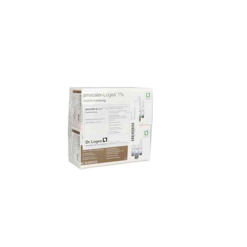 Procain-loges 1% Injektionslösung Ampullen  bei apo.com bestellen