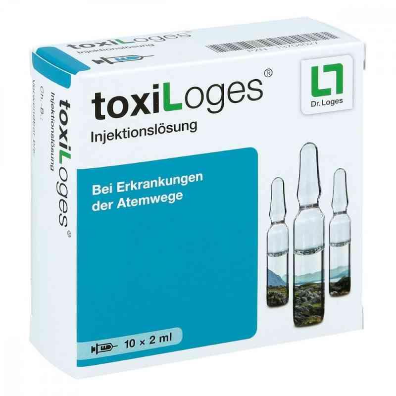 Toxi Loges Injektionslösung Ampullen  bei apo.com bestellen