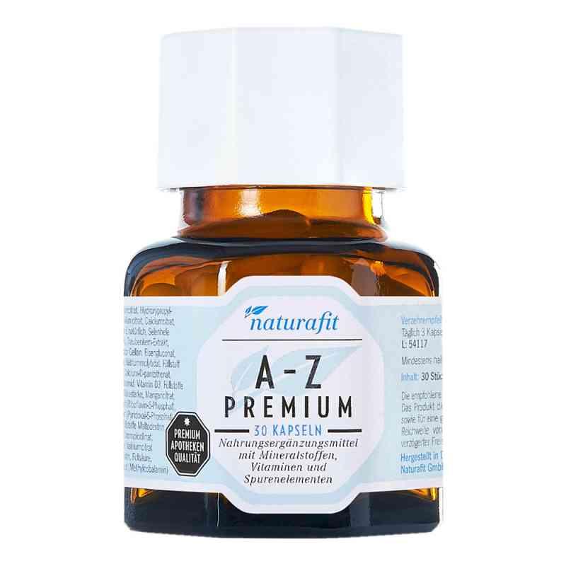 Naturafit A-z Premium Kapseln  bei apo.com bestellen