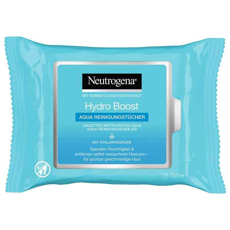 Neutrogena Hydro Boost Aqua Reinigungstücher  bei apo.com bestellen