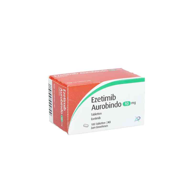 Ezetimib Aurobindo 10 mg Tabletten  bei apo.com bestellen