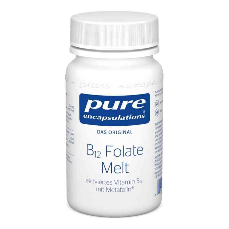 Pure Encapsulations B12 Folate melt Lutschtabletten  bei apo.com bestellen