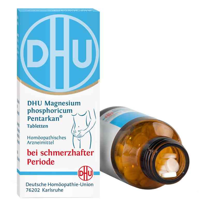 Dhu Magnesium phos.Pentarkan Periodenschmerz Tabletten  bei apo.com bestellen