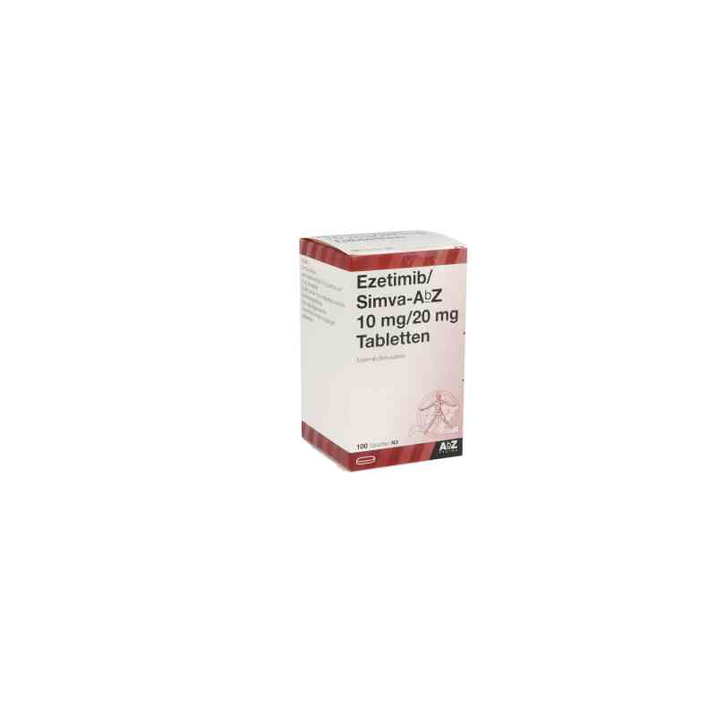 Ezetimib/simva Abz 10 mg/20 mg Tabletten  bei apo.com bestellen