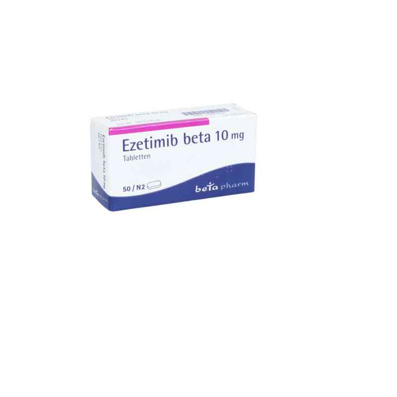 Ezetimib beta 10 mg Tabletten  bei apo.com bestellen