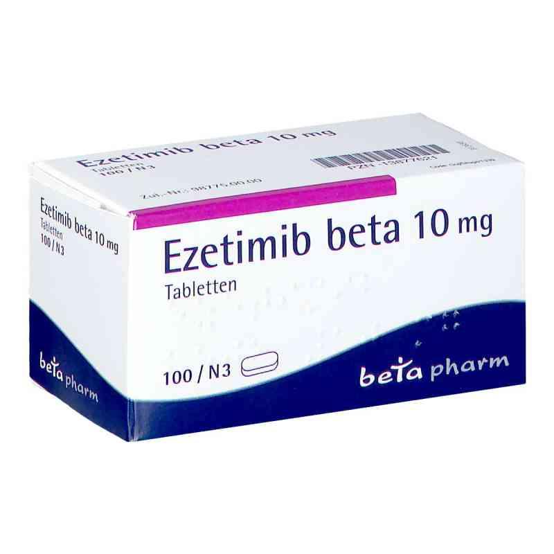 Ezetimib beta 10 mg Tabletten  bei apo.com bestellen