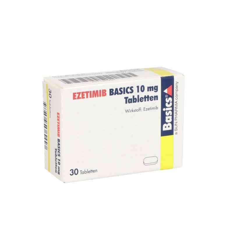 Ezetimib Basics 10 mg Tabletten  bei apo.com bestellen