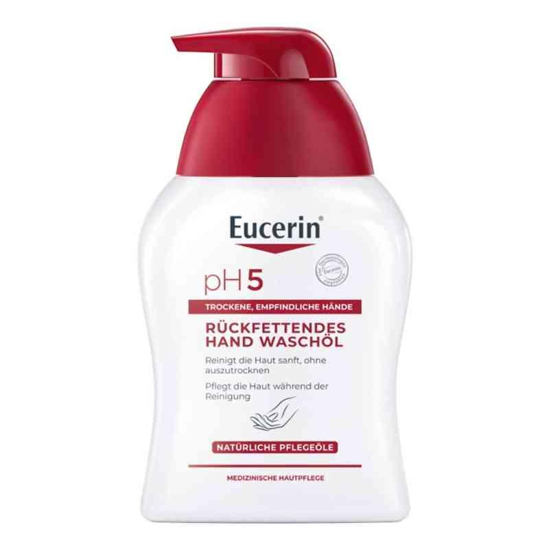 Eucerin pH5 Hand Wasch öl empfindliche Haut  bei apo.com bestellen