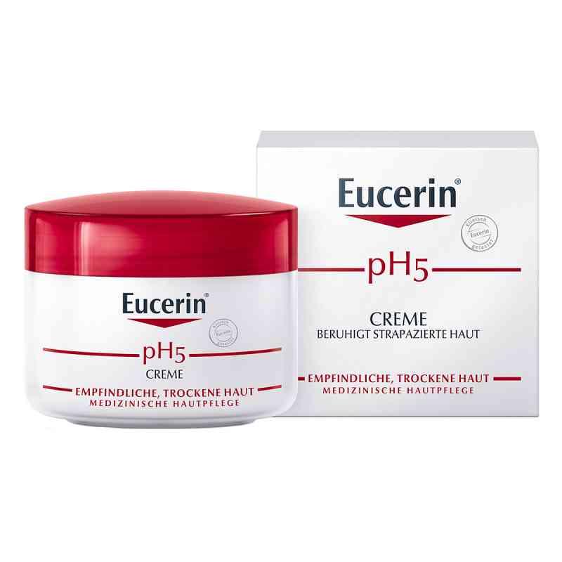 Eucerin pH5 Creme empfindliche Haut  bei apo.com bestellen