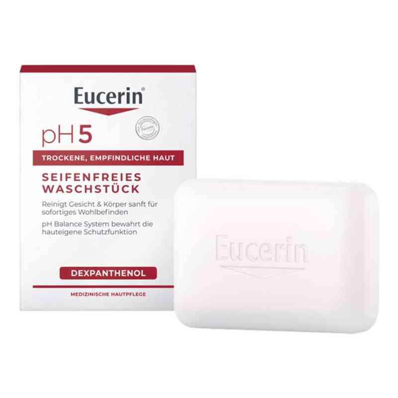 Eucerin pH5 seifenfreies Waschstück empfindl.Haut  bei apo.com bestellen