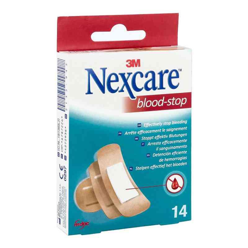 Nexcare Blood Stop Pflasterstrips  bei apo.com bestellen