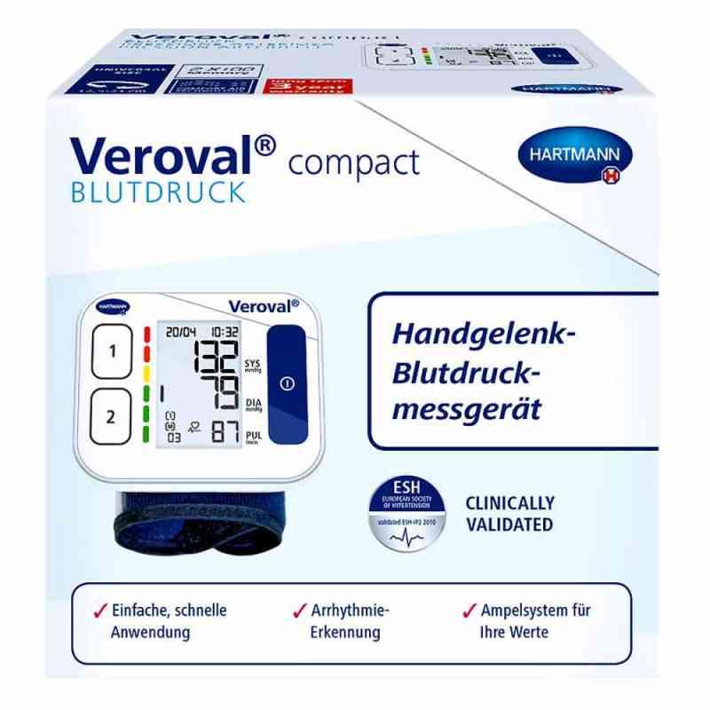 Veroval compact Handgelenk-blutdruckmessgerät  bei apo.com bestellen