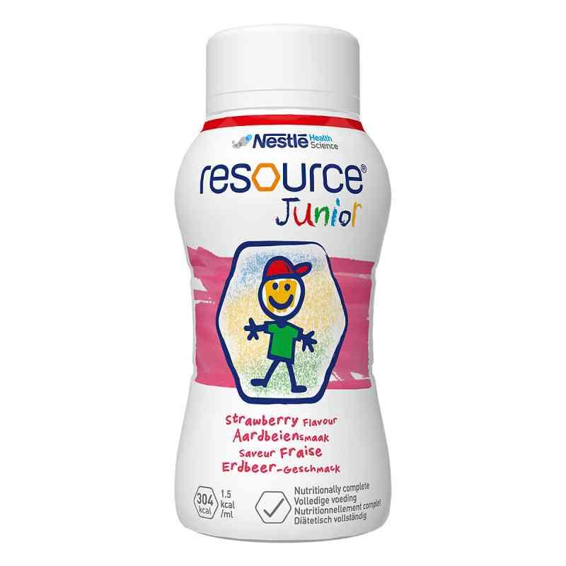 Resource Junior Erdbeer-geschmack flüssig  bei apo.com bestellen