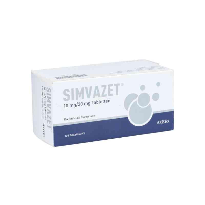 Simvazet 10 mg/20 mg Tabletten  bei apo.com bestellen