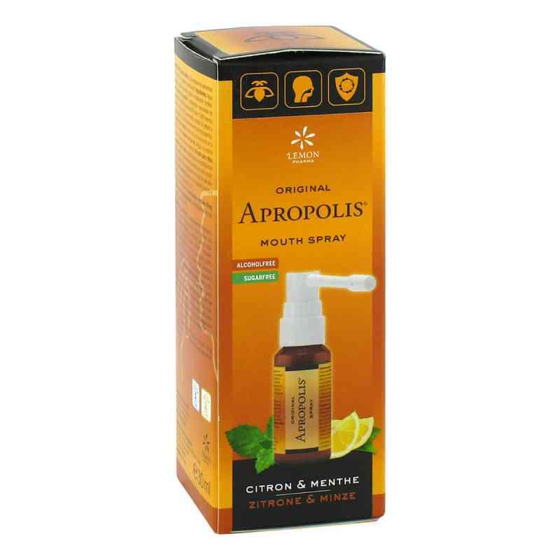 Propolis Spray Zitrone & Minze Apropolis  bei apo.com bestellen