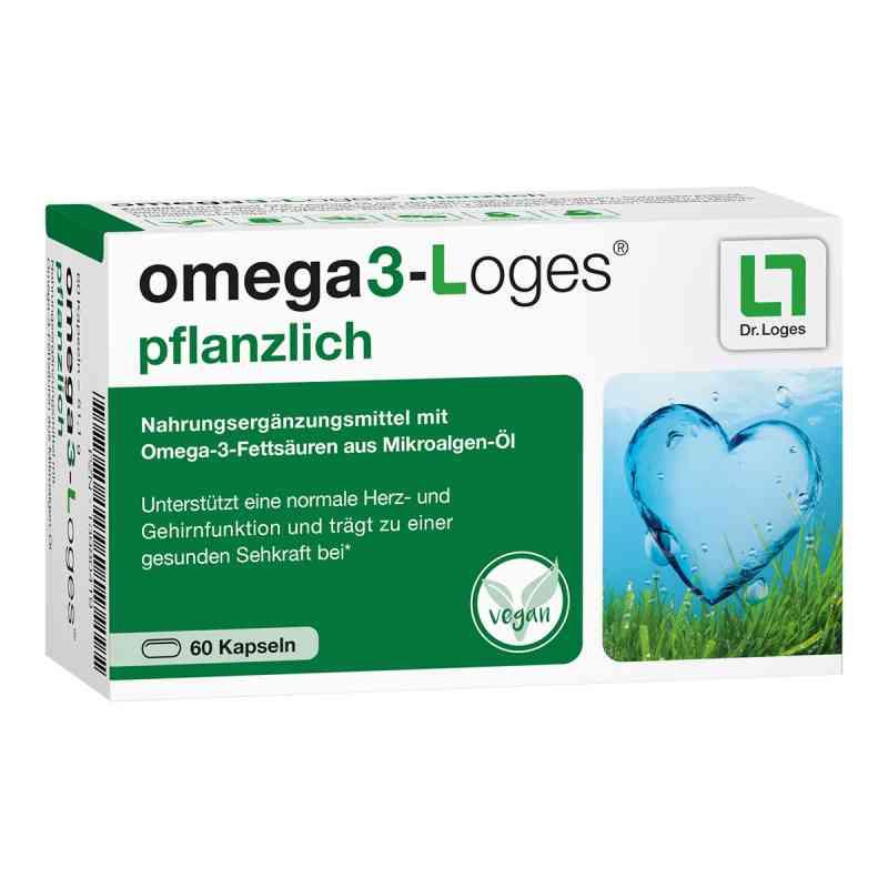 Omega3-loges pflanzlich Kapseln  bei apo.com bestellen