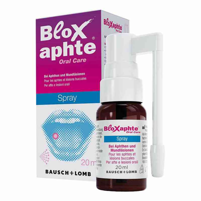Bloxaphte Oral Care Spray  bei apo.com bestellen