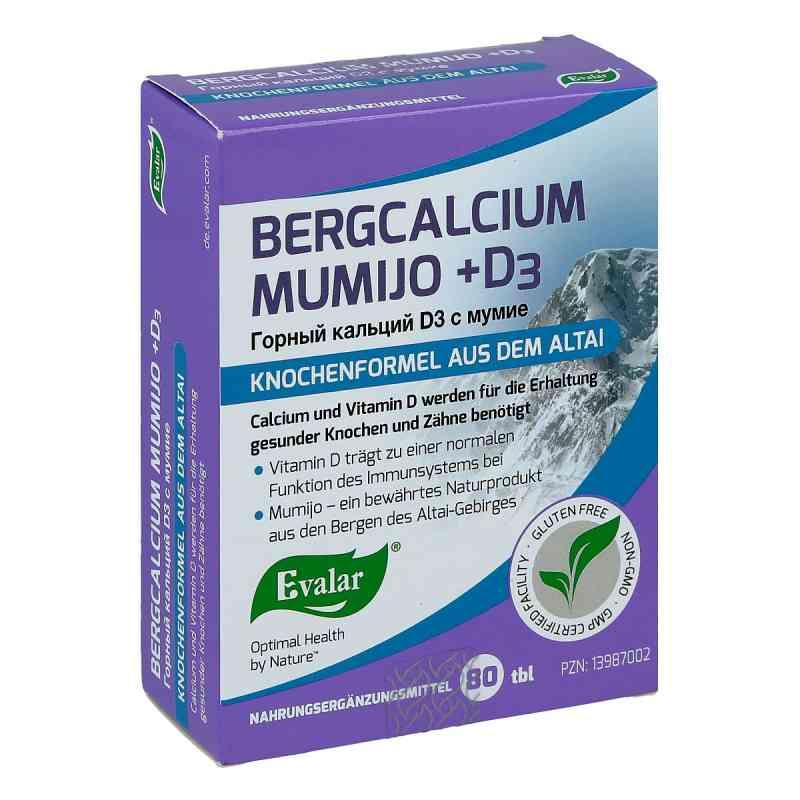Bergcalcium Mumijo+d3 Tabletten  bei apo.com bestellen