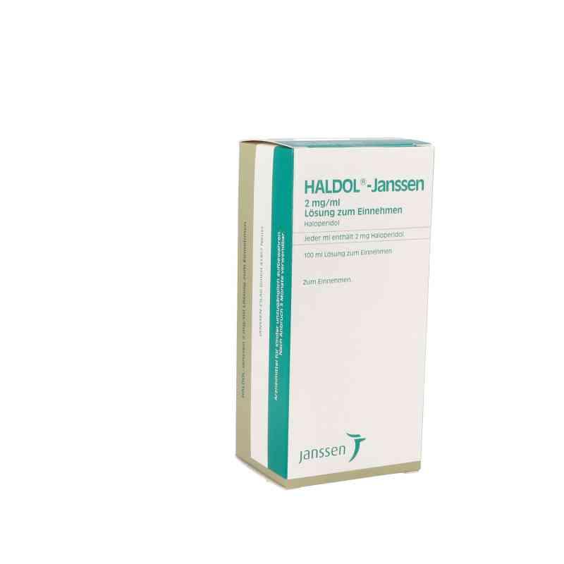 Haldol Janssen 2 mg/ml Lösung zum Einnehmen  bei apo.com bestellen
