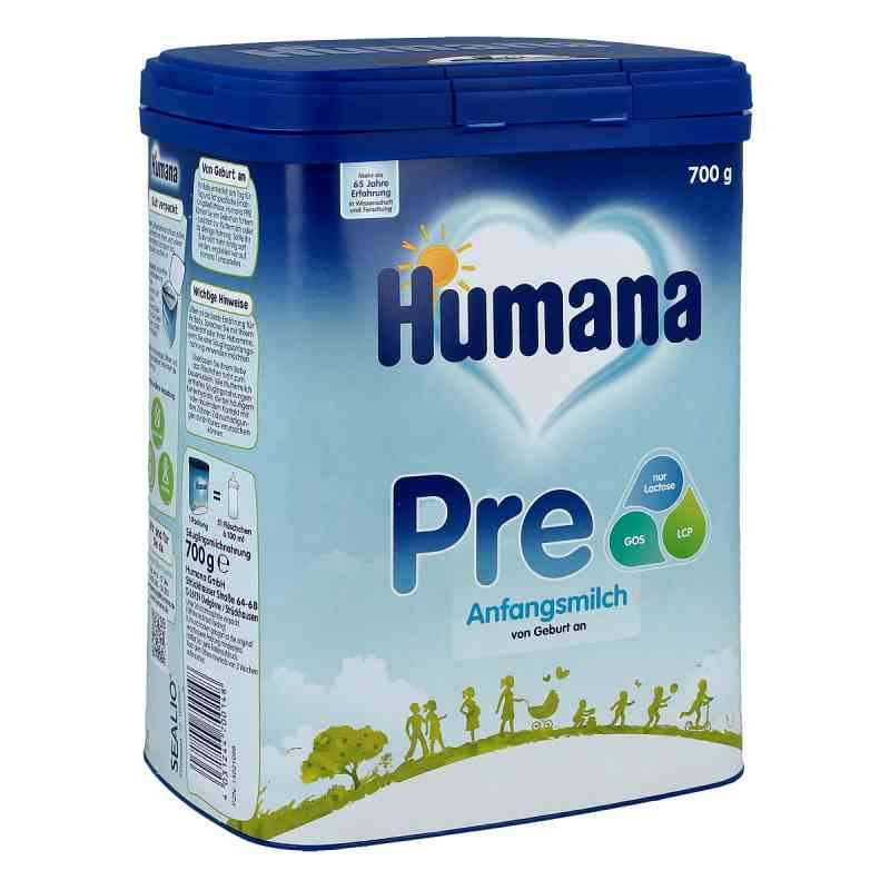 Humana Anfangsmilch Pre Pulver  bei apo.com bestellen