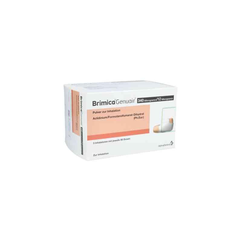 Brimica Genuair 340 [my]g/12 [my]g Plv.z.inhalatio  bei apo.com bestellen