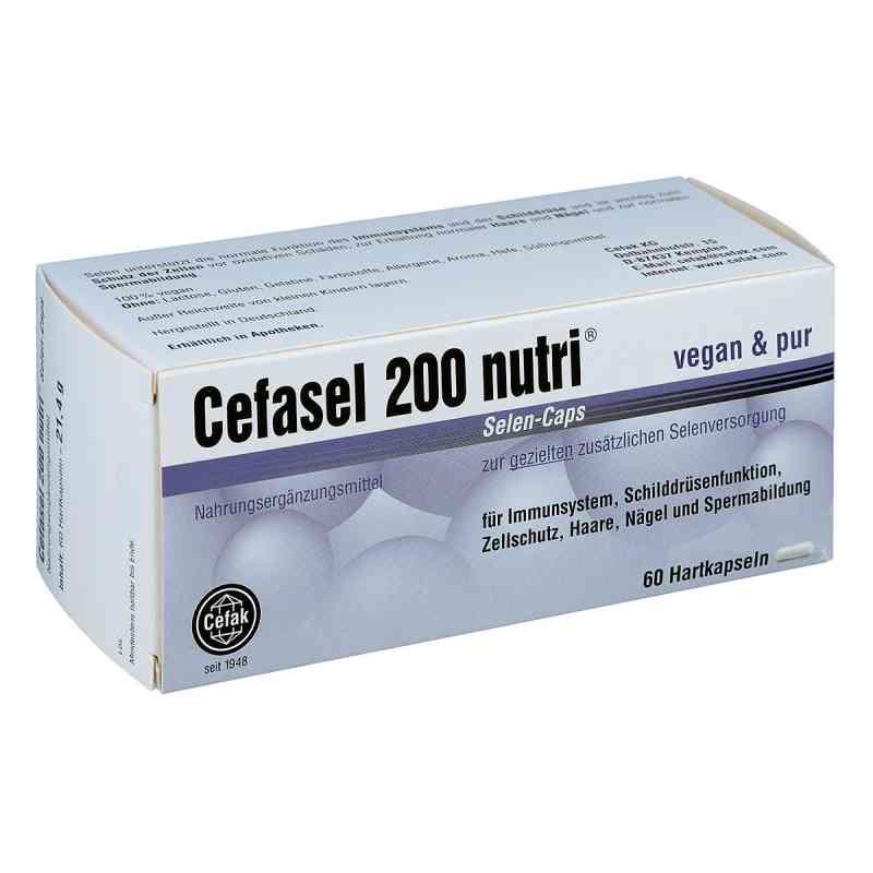 Cefasel 200 nutri Selen-caps  bei apo.com bestellen