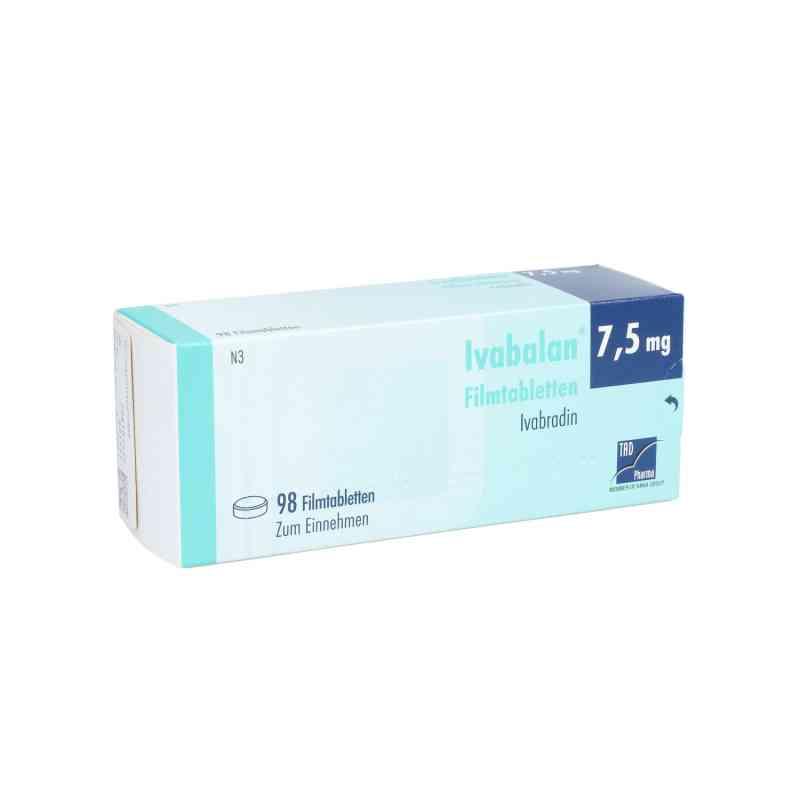 Ivabalan 7,5 mg Filmtabletten  bei apo.com bestellen