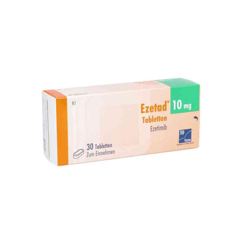 Ezetad 10 mg Tabletten  bei apo.com bestellen