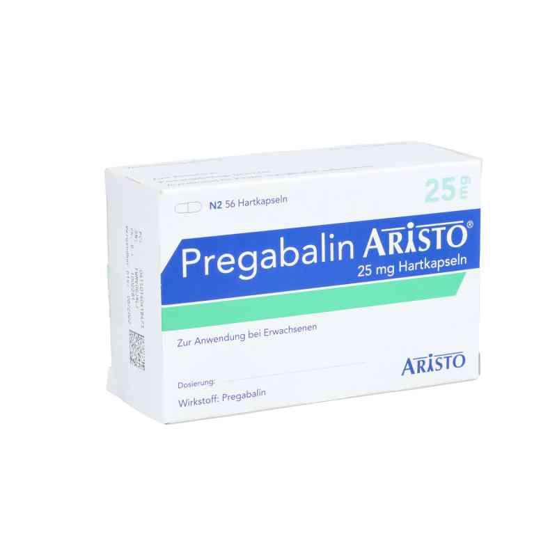 Pregabalin Aristo 25 mg Hartkapseln  bei apo.com bestellen