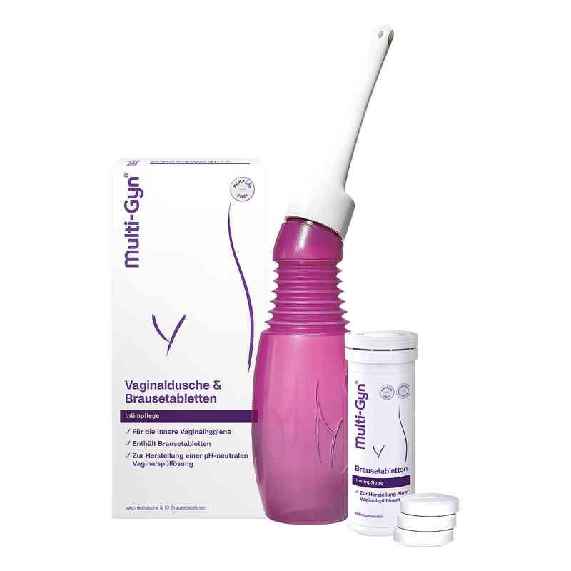 Multi-gyn Vaginaldusche Kombipack Brausetabletten  bei apo.com bestellen