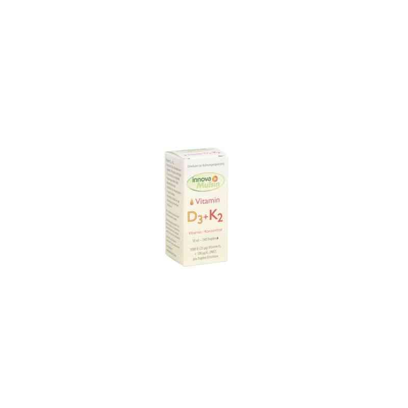 Innova Mulsin Vitamin D3+k2 Emulsion  bei apo.com bestellen