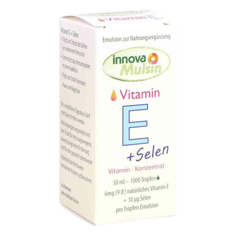 Innova Mulsin Vitamin E+selen Emulsion  bei apo.com bestellen