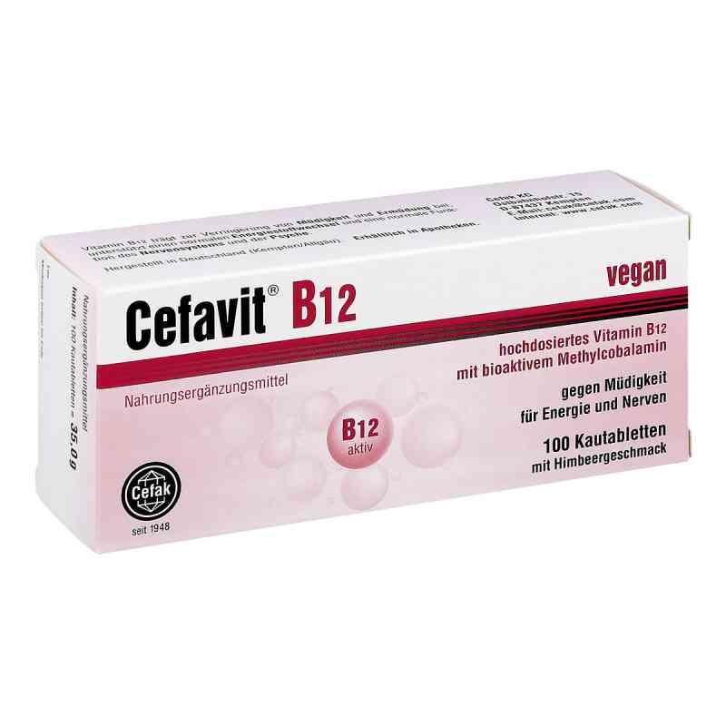 Cefavit B12 Kautabletten  bei apo.com bestellen