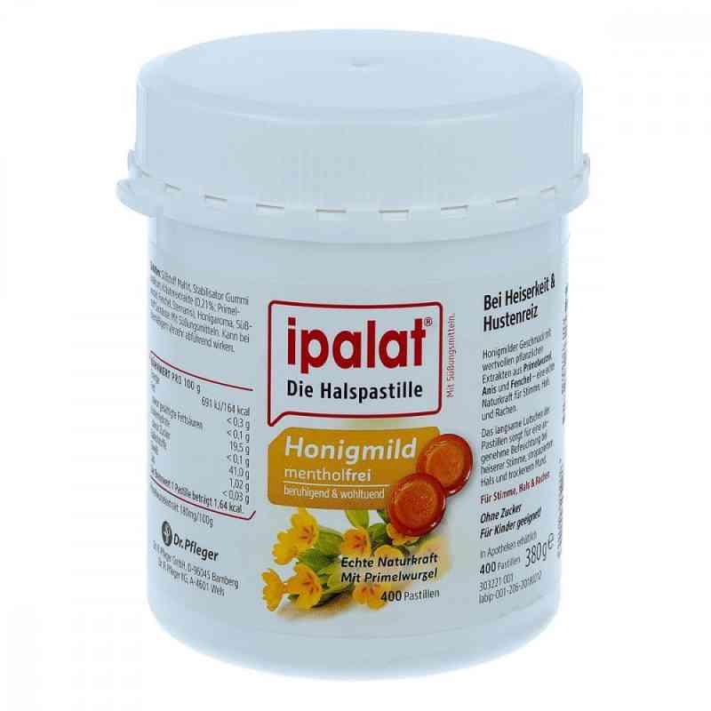 Ipalat Halspastillen honigmild ohne Menthol zuckerfr.  bei apo.com bestellen