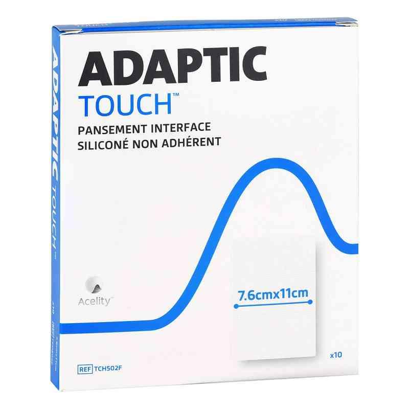 Adaptic Touch 7,6x11 cm non-adhe.Sil.Wundauflage  bei apo.com bestellen