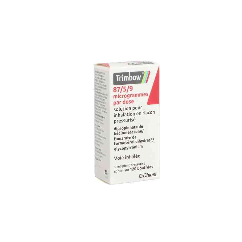 Trimbow 87/5/9 Mikrogramm 120 Hub Dosieraerosol  bei apo.com bestellen