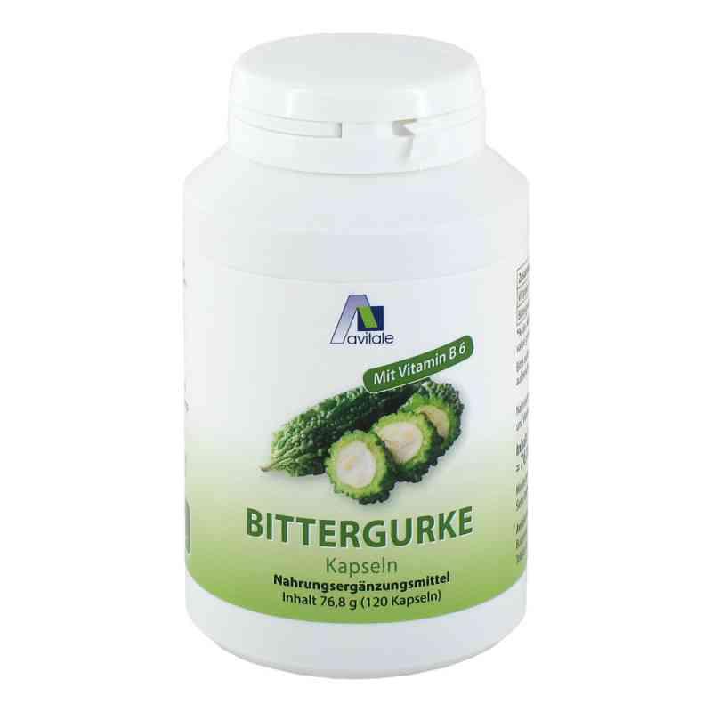 Bittergurke 500 mg 10:1 Extrakt Kapseln  bei apo.com bestellen