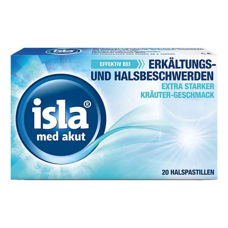 Isla Med akut Pastillen  bei apo.com bestellen