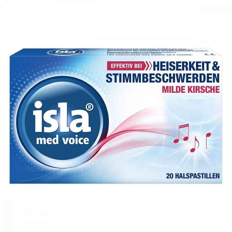 Isla Med voice Pastillen  bei apo.com bestellen