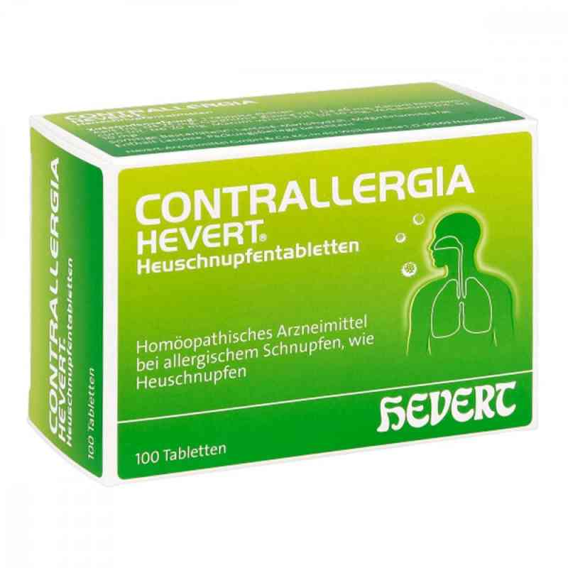 Contrallergia Hevert Heuschnupfentabletten  bei apo.com bestellen