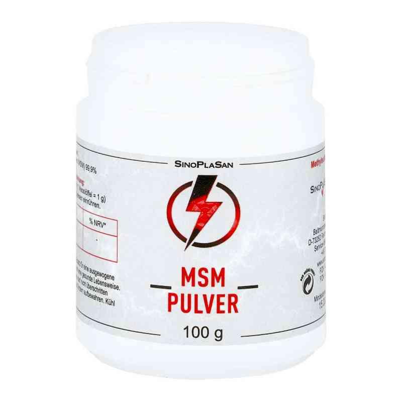 Msm Pulver Pur 99,9% Methylsulfonylmethan  bei apo.com bestellen