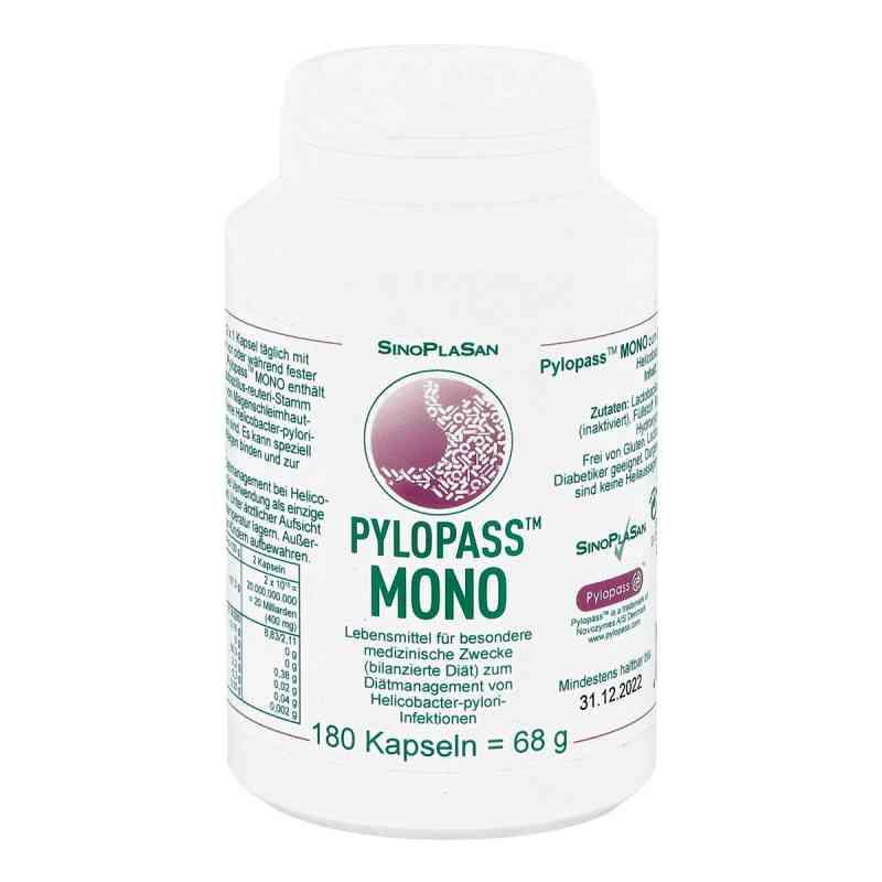 Pylopass Mono 200 mg bei Helicobacter pylori Kapsel (n)   bei apo.com bestellen