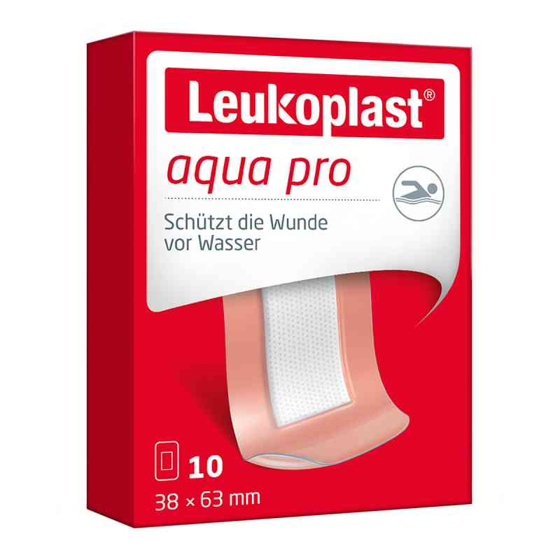 Leukoplast aqua pro Strips 38x63 mm  bei apo.com bestellen