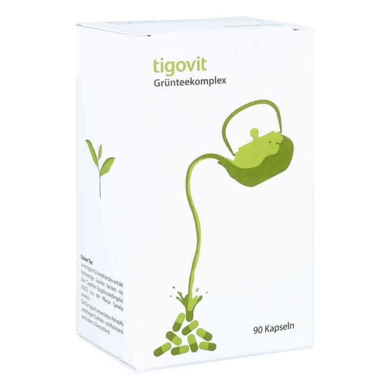 Tigovit Grünteekomplex Kapseln  bei apo.com bestellen
