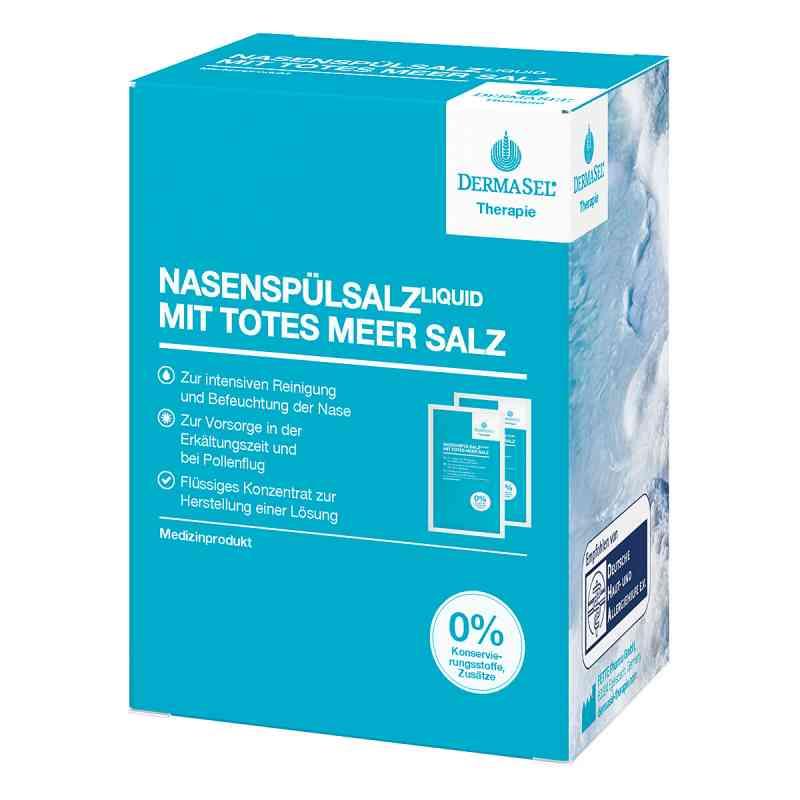 Dermasel Therapie Totes Meer Nasenspülsalz liquid  bei apo.com bestellen